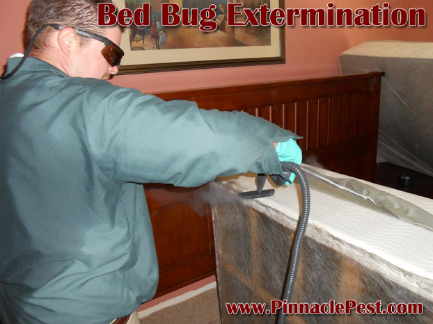 Pinnacle Pest Control Inc