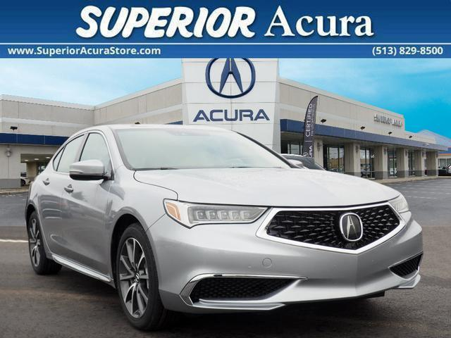 Acura TLX V6 Technology 2018