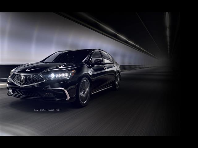 Acura RLX Technology 2018
