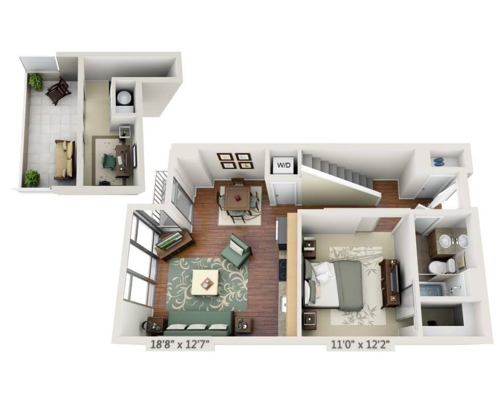 $2896 One bedroom Apartment for rent