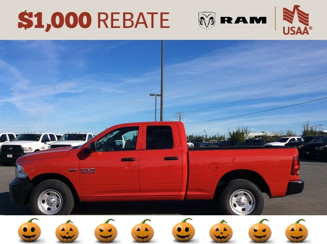 Ram 1500 Tradesman 2017