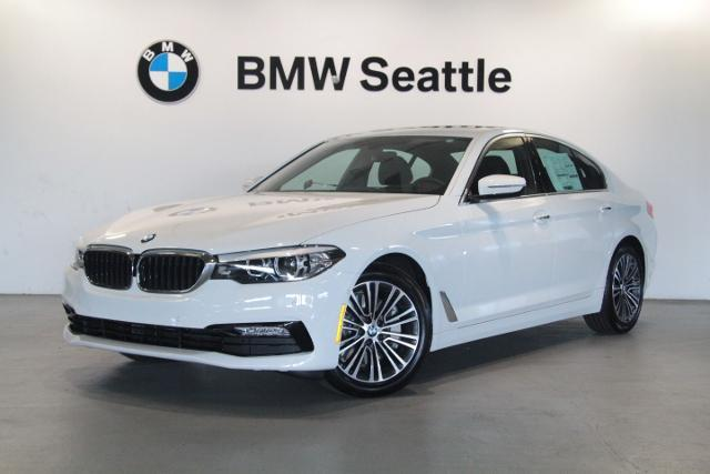 BMW 5 Series XDRIVE 2017