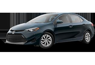 Toyota Corolla LE 2018