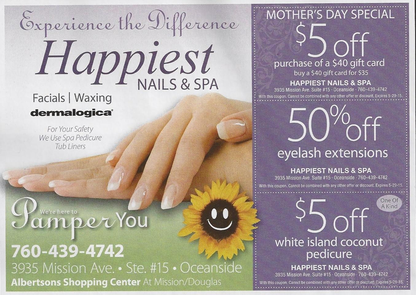 Happiest Nails & Spa