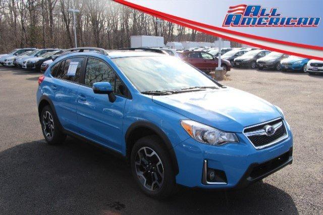 Subaru Crosstrek Limited 2017