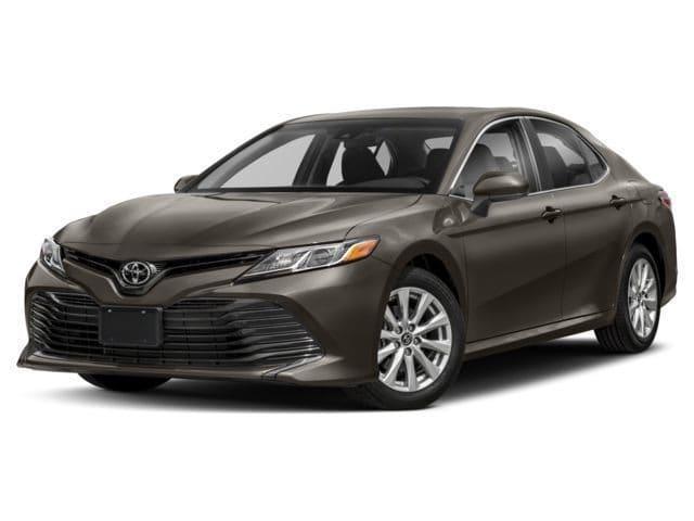 Toyota Camry XLE V6 2018