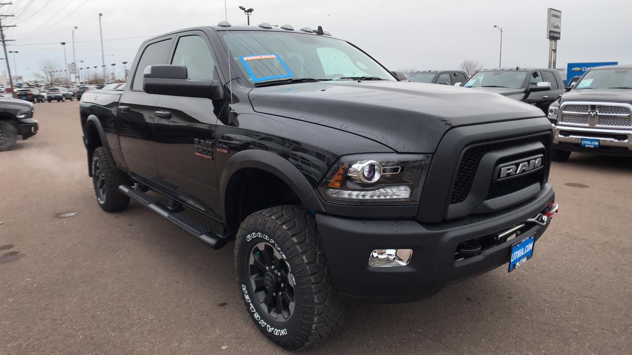 Ram 2500 POWER WAGON CREW CAB 2018