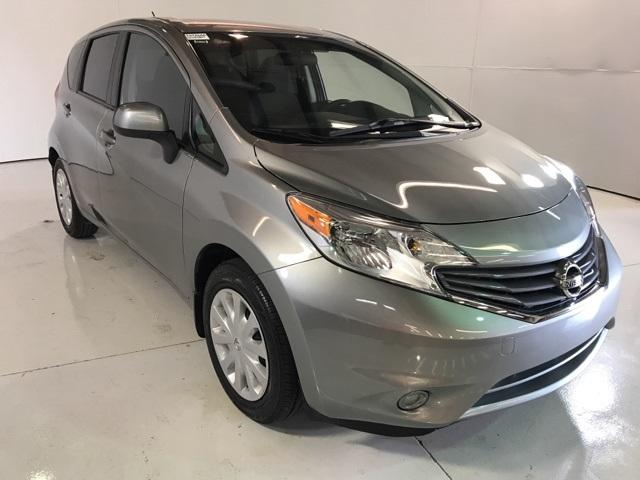 Nissan Versa Note S Plus 2014