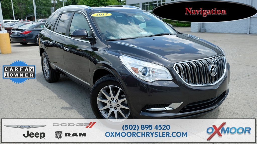 Buick Enclave Leather Group 2017