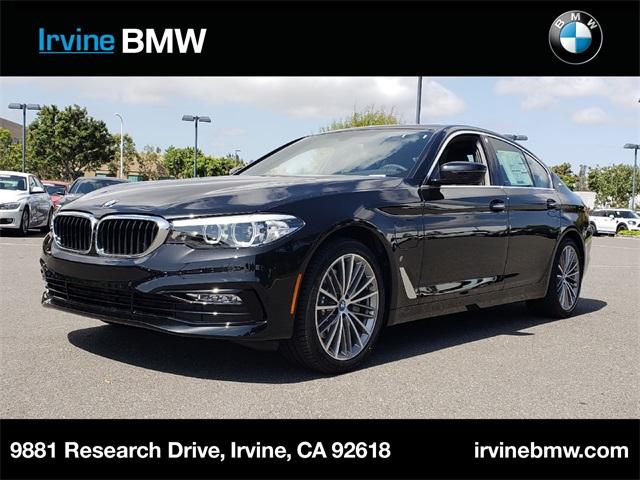 BMW 5 Series iPerformance 2018