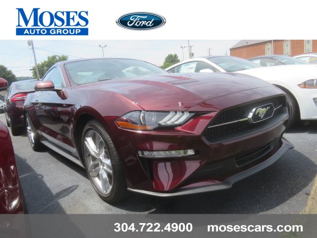 Ford Mustang EcoBoost Premium 2018