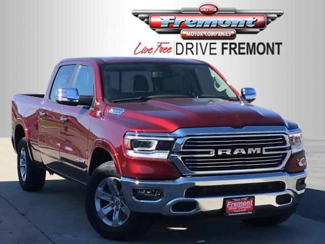Ram 1500 Laramie 4x4 Crew Cab 6'4 Box 2019