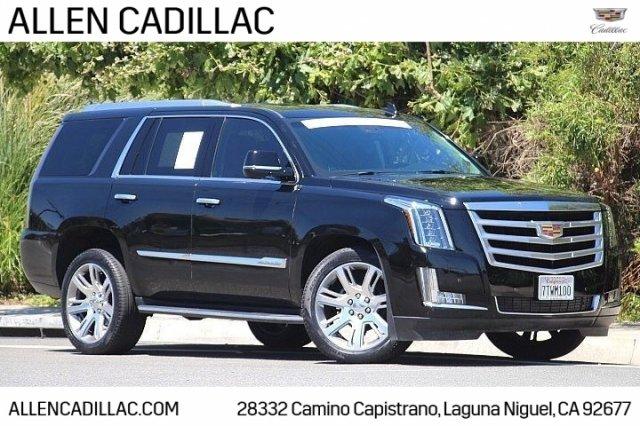 Cadillac Escalade Luxury Collection 2016