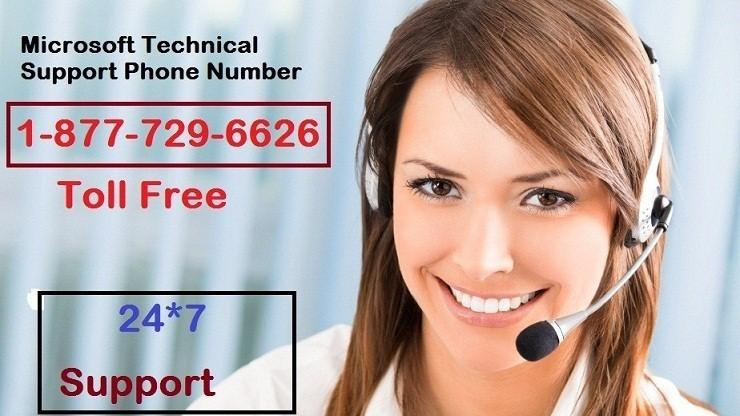 Connect On Microsoft Technical Support  Number 1-877-729-6626 (Toll Free)