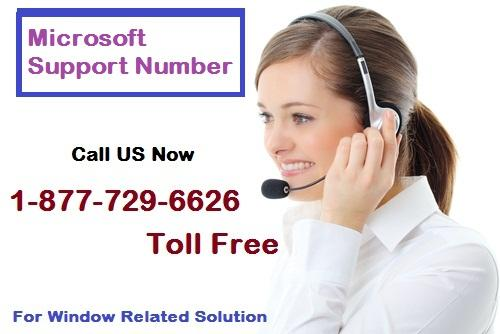 Instant Solution on @ 1-877-729-6626 Microsoft Technical Support Number