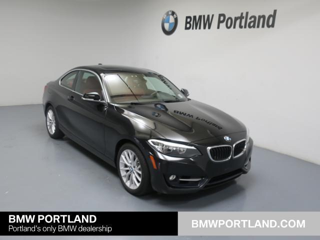 BMW 2 Series XDRIVE 2015