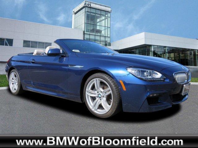 BMW 6 Series 650i xDrive 2015