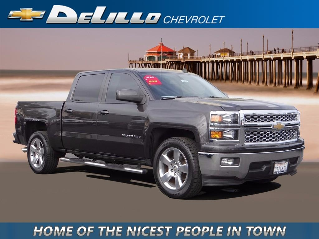 Chevrolet Silverado 1500 2WD CREW CAB 143.5 LT W/1LT 2014