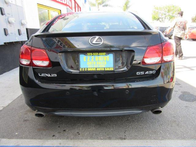 2006 Lexus GS 430 Base