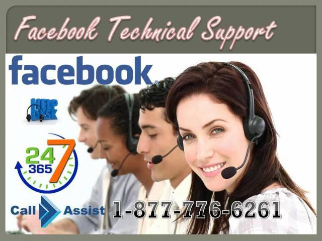 Instant Call On 1-877-776-6261 Facebook Tech Support Number
