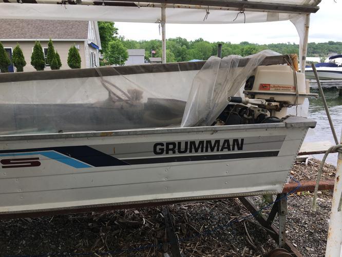 Grumman 1987 14ft Fisherman
