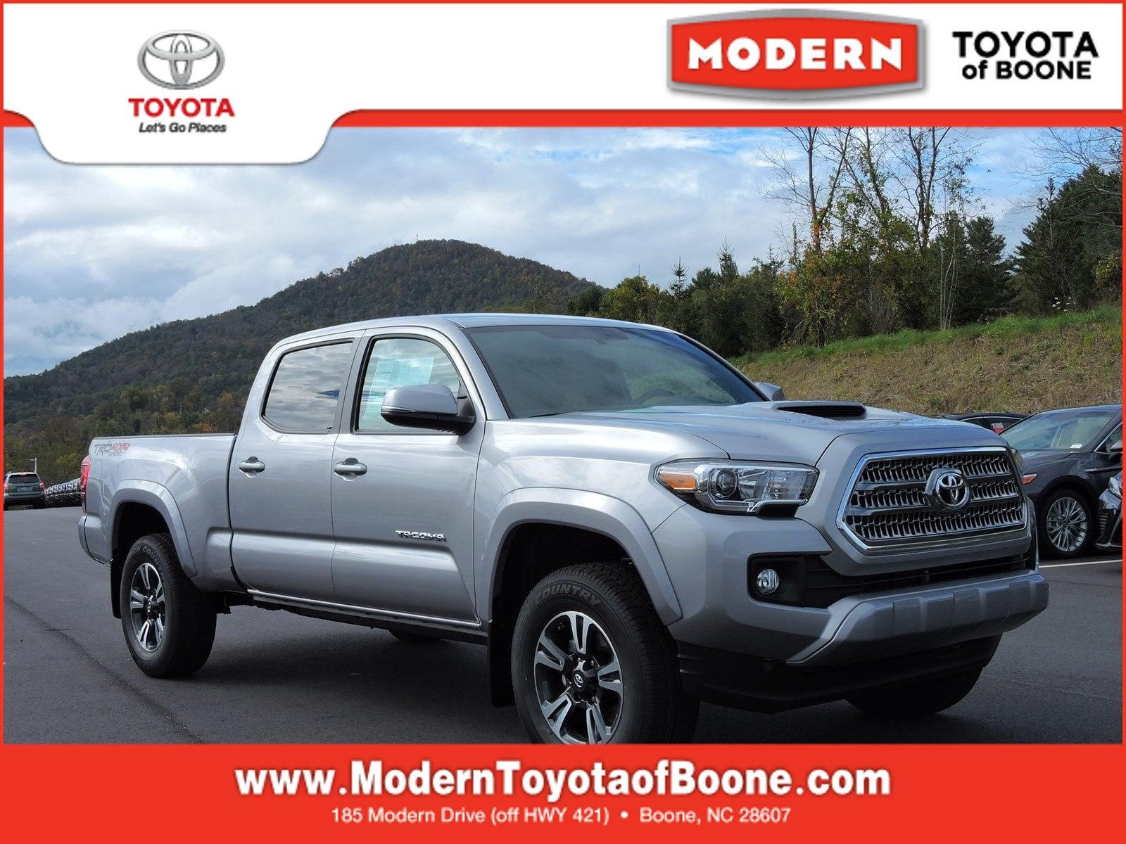 Toyota Tacoma TRD Sport V6 2017