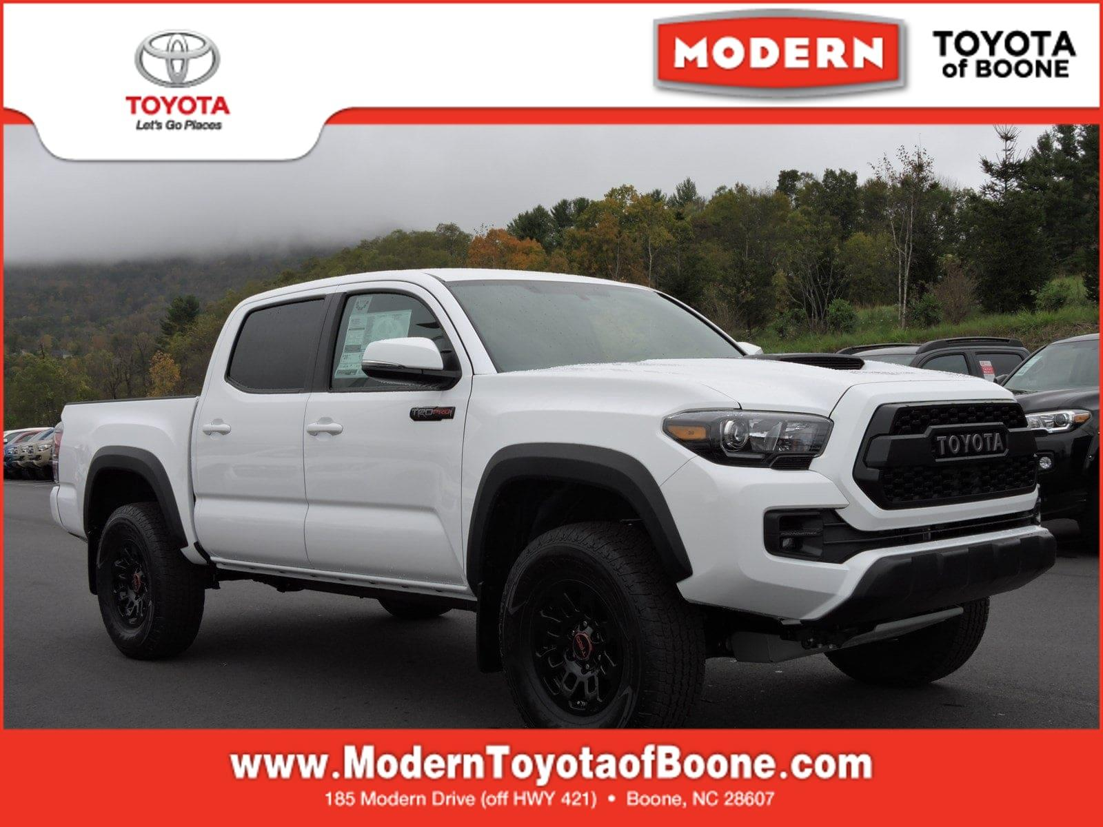 Toyota Tacoma TRD Pro V6 2017