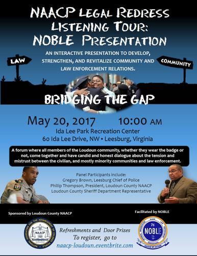 NAACP Legal Redress Bridging the Gap between