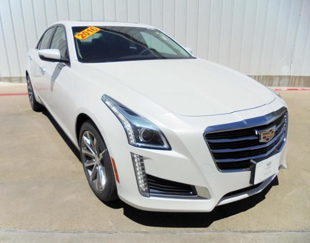 Cadillac CTS Sedan Luxury Collection RWD 2016