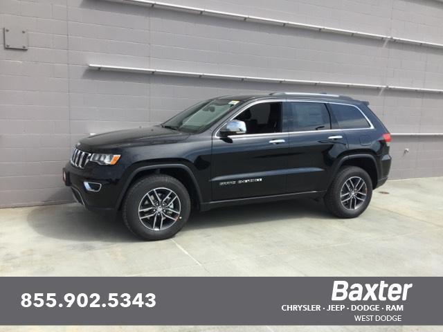 Jeep Grand Cherokee Limited 4x4 2017