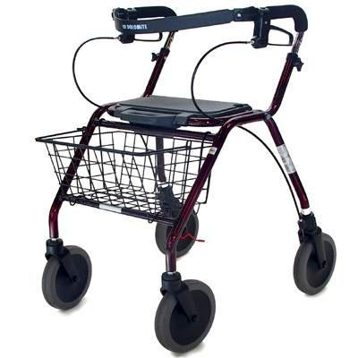 4-wheel walker by Rollator