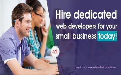 Hire Dedicated Developers/Designers to code & design your website