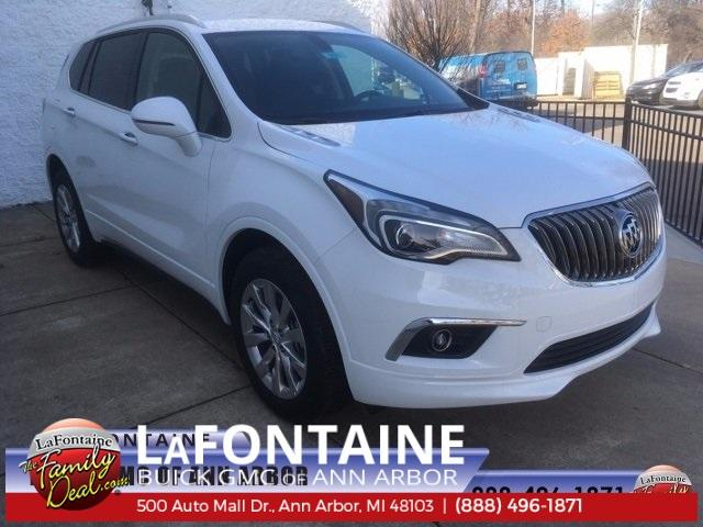 Buick Envision Essence 2017