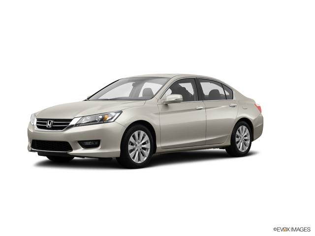 Honda Accord Sedan 4dr I4 CVT EX-L 2015