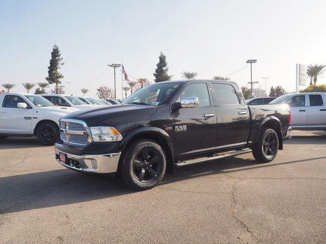 Ram 1500 and 2018