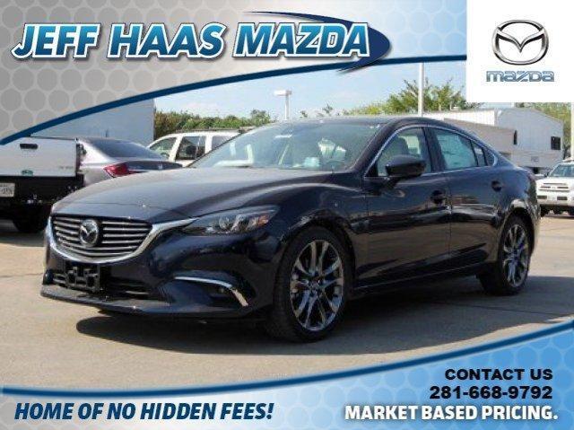 Mazda Mazda6 Grand Touring Auto 2017