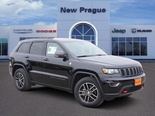 Jeep Grand Cherokee Trailhawk 2017