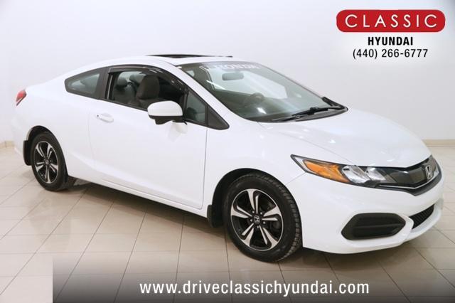 Honda Civic Coupe EX CVT 2015