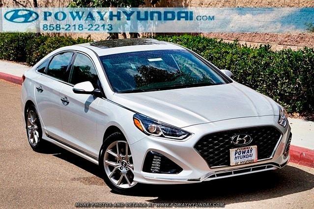Hyundai Sonata Sport 2.0T 2018