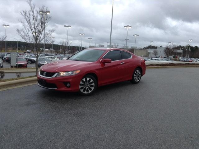 Honda Accord Coupe 2dr I4 CVT EX 2015