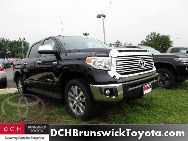 Toyota Tundra 4WD Limited 2017