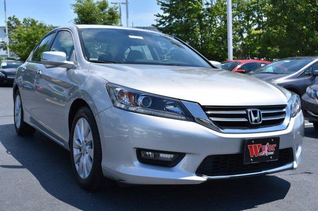 Honda Accord Sdn EX-L 2014