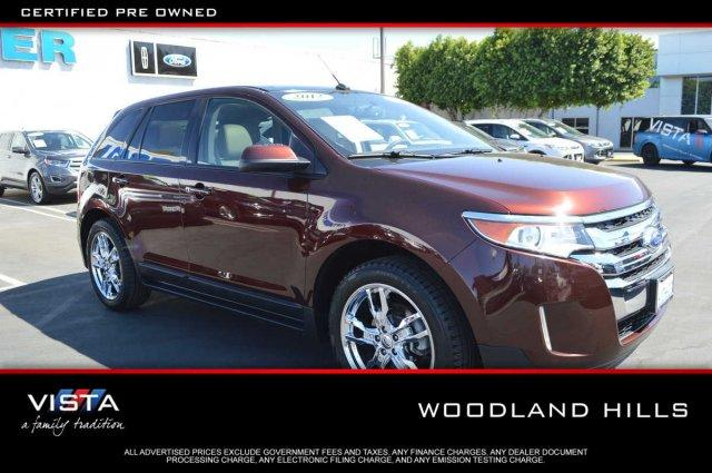 Ford Edge SEL Sport Utility 4D 2012