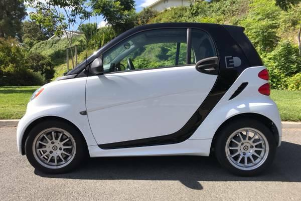 MERCEDES SMART CAR FOR TWO