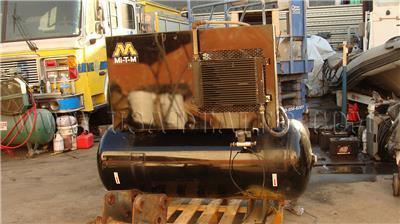 2012 MI-T-M ADS-23110-120HM AIR COMPRESSOR
