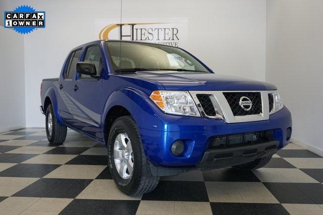 Nissan Frontier SV 2012