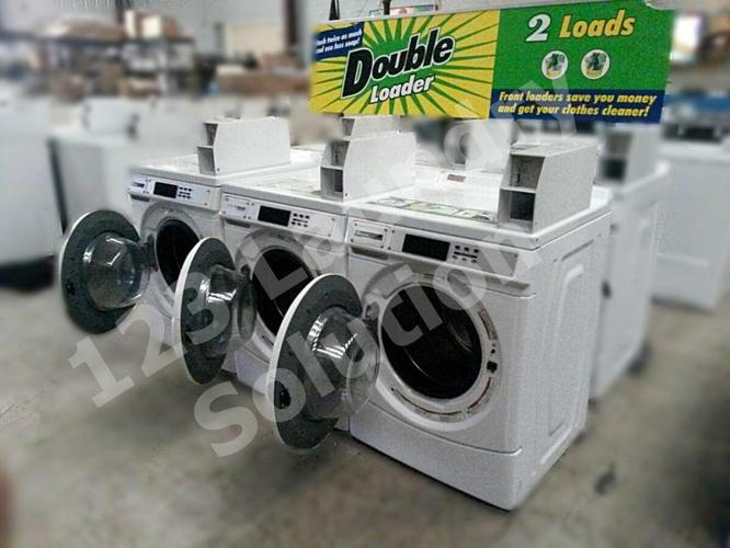 Maytag MHN30PDBWW0 Front Load Washer USED