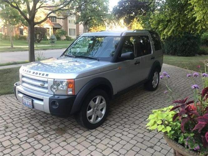 2005 Land Rover