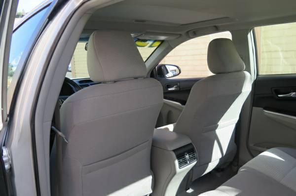 2013 Toyota Camry ( Hayward Volkswagon : CALL (800) 867 1504 ) - $17988