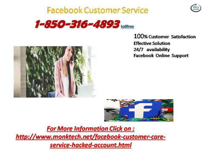 Is Facebook Customer Service Number genuinely tried and true? Call now 1-850-316-4893